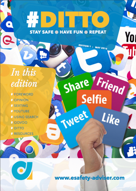 DITTO - the free online safety magazine